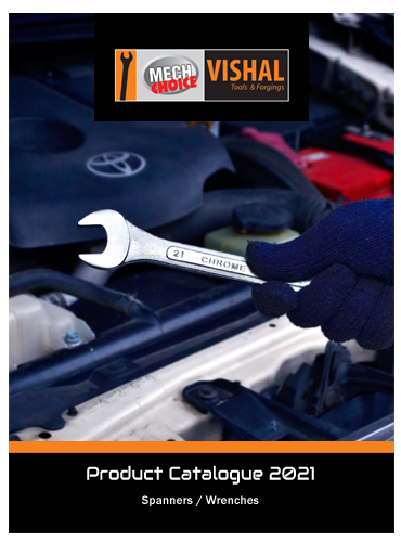Vishal Tools & Forgings Pvt Ltd's Spanner/Wrenches E Catalogue